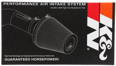 K&N - Performance Air Intake System - 57-3031-1 - Image 7