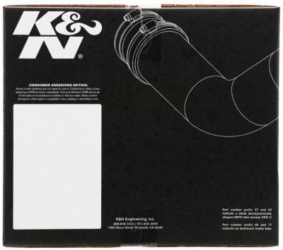 K&N - Performance Air Intake System - 57-3050 - Image 4