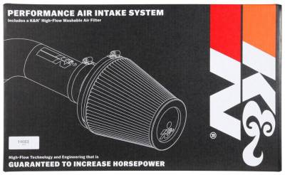 K&N - Performance Air Intake System - 57-3052 - Image 2