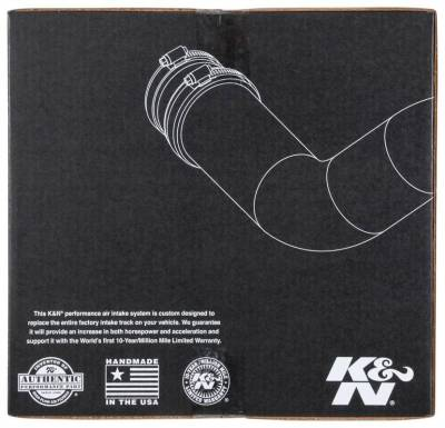 K&N - Performance Air Intake System - 57-3052 - Image 5