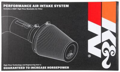K&N - Performance Air Intake System - 57-3052 - Image 7