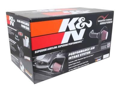 K&N - Performance Air Intake System - 57-3070 - Image 6