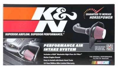 K&N - Performance Air Intake System - 57-3070 - Image 7