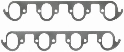 Gaskets and Sealing Systems - Exhaust Manifold Gasket Set - FEL-PRO - PERFORMANCE EXHAUST MANIFOLD GASKET SET - 1420