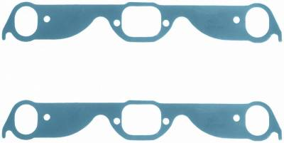 Gaskets and Sealing Systems - Exhaust Manifold Gasket Set - FEL-PRO - PERFORMANCE EXHAUST MANIFOLD GASKET SET - 1423