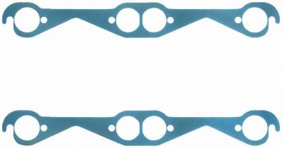 Gaskets and Sealing Systems - Exhaust Manifold Gasket Set - FEL-PRO - PERFORMANCE EXHAUST MANIFOLD GASKET SET - 1426
