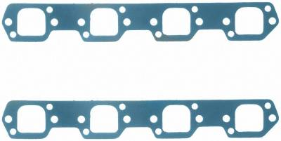 Gaskets and Sealing Systems - Exhaust Manifold Gasket Set - FEL-PRO - PERFORMANCE EXHAUST MANIFOLD GASKET SET - 1427