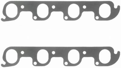 Gaskets and Sealing Systems - Exhaust Manifold Gasket Set - FEL-PRO - PERFORMANCE EXHAUST MANIFOLD GASKET SET - 1430