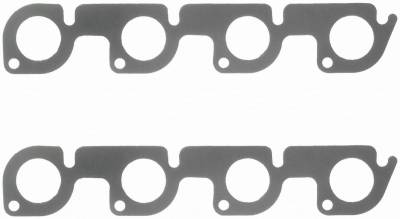 Gaskets and Sealing Systems - Exhaust Manifold Gasket Set - FEL-PRO - PERFORMANCE EXHAUST MANIFOLD GASKET SET - 1431