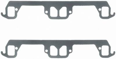 Gaskets and Sealing Systems - Exhaust Manifold Gasket Set - FEL-PRO - PERFORMANCE EXHAUST MANIFOLD GASKET SET - 1432