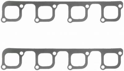 Gaskets and Sealing Systems - Exhaust Manifold Gasket Set - FEL-PRO - PERFORMANCE EXHAUST MANIFOLD GASKET SET - 1433