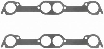 Gaskets and Sealing Systems - Exhaust Manifold Gasket Set - FEL-PRO - PERFORMANCE EXHAUST MANIFOLD GASKET SET - 1436