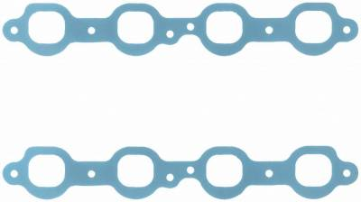Gaskets and Sealing Systems - Exhaust Manifold Gasket Set - FEL-PRO - PERFORMANCE EXHAUST MANIFOLD GASKET SET - 1438