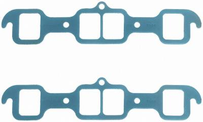 Gaskets and Sealing Systems - Exhaust Manifold Gasket Set - FEL-PRO - PERFORMANCE EXHAUST MANIFOLD GASKET SET - 1439