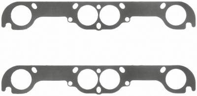 Gaskets and Sealing Systems - Exhaust Manifold Gasket Set - FEL-PRO - PERFORMANCE EXHAUST MANIFOLD GASKET SET - 1483
