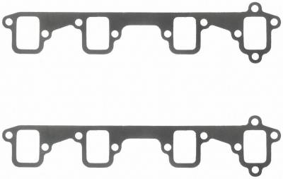 Gaskets and Sealing Systems - Exhaust Manifold Gasket Set - FEL-PRO - PERFORMANCE EXHAUST MANIFOLD GASKET SET - 1485