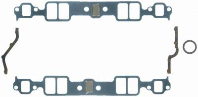 Gaskets and Sealing Systems - Engine Intake Manifold Gasket Set - FEL-PRO - PERFORMANCE INTAKE MANIFOLD GASKET SET - 1204