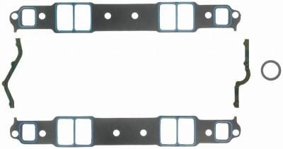 Gaskets and Sealing Systems - Engine Intake Manifold Gasket Set - FEL-PRO - PERFORMANCE INTAKE MANIFOLD GASKET SET - 1206