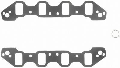 Gaskets and Sealing Systems - Engine Intake Manifold Gasket Set - FEL-PRO - PERFORMANCE INTAKE MANIFOLD GASKET SET - 1229