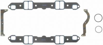 Gaskets and Sealing Systems - Engine Intake Manifold Gasket Set - FEL-PRO - PERFORMANCE INTAKE MANIFOLD GASKET SET - 1243