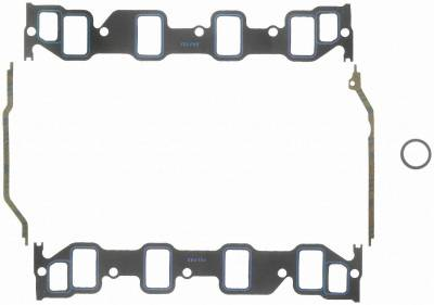 Gaskets and Sealing Systems - Engine Intake Manifold Gasket Set - FEL-PRO - PERFORMANCE INTAKE MANIFOLD GASKET SET - 1246