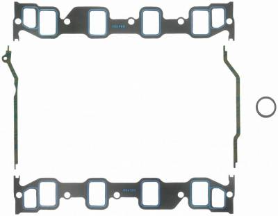 Gaskets and Sealing Systems - Engine Intake Manifold Gasket Set - FEL-PRO - PERFORMANCE INTAKE MANIFOLD GASKET SET - 1247