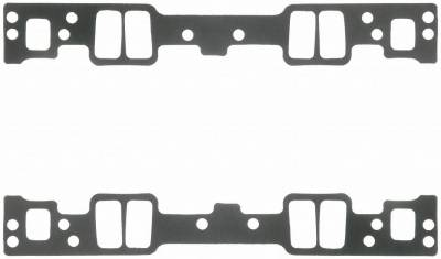 Gaskets and Sealing Systems - Engine Intake Manifold Gasket Set - FEL-PRO - PERFORMANCE INTAKE MANIFOLD GASKET SET - 1255