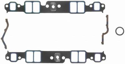 Gaskets and Sealing Systems - Engine Intake Manifold Gasket Set - FEL-PRO - PERFORMANCE INTAKE MANIFOLD GASKET SET - 1256