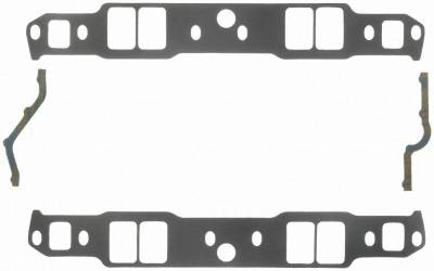 Gaskets and Sealing Systems - Engine Intake Manifold Gasket Set - FEL-PRO - PERFORMANCE INTAKE MANIFOLD GASKET SET - 1263