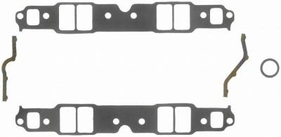 Gaskets and Sealing Systems - Engine Intake Manifold Gasket Set - FEL-PRO - PERFORMANCE INTAKE MANIFOLD GASKET SET - 1267