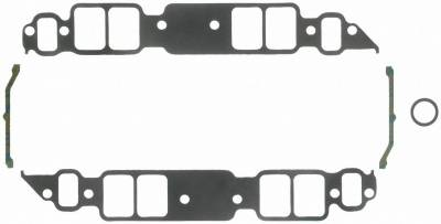 Gaskets and Sealing Systems - Engine Intake Manifold Gasket Set - FEL-PRO - PERFORMANCE INTAKE MANIFOLD GASKET SET - 1275