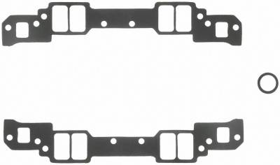 Gaskets and Sealing Systems - Engine Intake Manifold Gasket Set - FEL-PRO - PERFORMANCE INTAKE MANIFOLD GASKET SET - 1278