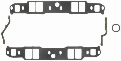 Gaskets and Sealing Systems - Engine Intake Manifold Gasket Set - FEL-PRO - PERFORMANCE INTAKE MANIFOLD GASKET SET - 1286