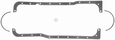 Gaskets and Sealing Systems - Engine Oil Pan Gasket Set - FEL-PRO - PERFORMANCE OIL PAN GASKET SET - 1809