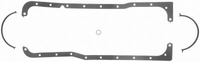 Gaskets and Sealing Systems - Engine Oil Pan Gasket Set - FEL-PRO - PERFORMANCE OIL PAN GASKET SET - 1810
