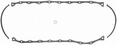 Gaskets and Sealing Systems - Engine Oil Pan Gasket Set - FEL-PRO - PERFORMANCE OIL PAN GASKET SET - 1811