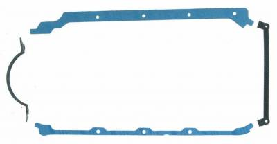 Gaskets and Sealing Systems - Engine Oil Pan Gasket Set - FEL-PRO - PERFORMANCE OIL PAN GASKET SET - 1816