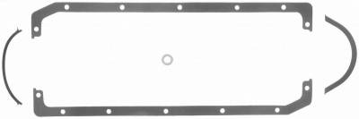 Gaskets and Sealing Systems - Engine Oil Pan Gasket Set - FEL-PRO - PERFORMANCE OIL PAN GASKET SET - 1839
