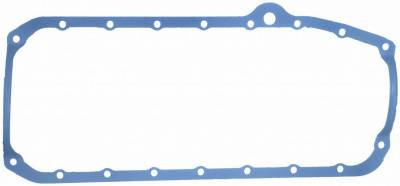 Gaskets and Sealing Systems - Engine Oil Pan Gasket Set - FEL-PRO - PERFORMANCE OIL PAN GASKET SET - 1880