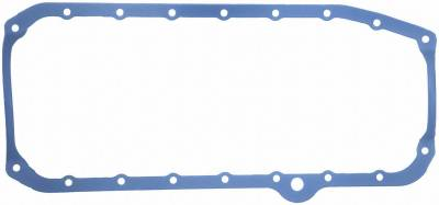 Gaskets and Sealing Systems - Engine Oil Pan Gasket Set - FEL-PRO - PERFORMANCE OIL PAN GASKET SET - 1881