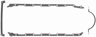 Gaskets and Sealing Systems - Engine Oil Pan Gasket Set - FEL-PRO - PERFORMANCE OIL PAN GASKET SET - 1893