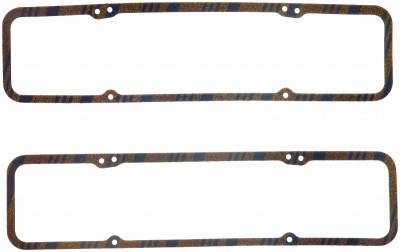 Gaskets and Sealing Systems - Engine Valve Cover Gasket Set - FEL-PRO - PERFORMANCE VALVE COVER GASKET SET - 1603