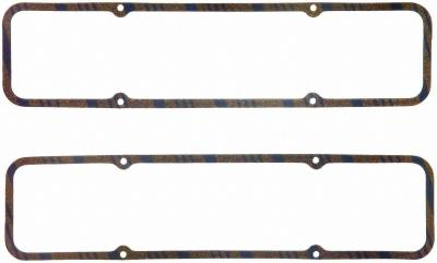 Gaskets and Sealing Systems - Engine Valve Cover Gasket Set - FEL-PRO - PERFORMANCE VALVE COVER GASKET SET - 1604