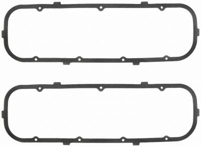 Gaskets and Sealing Systems - Engine Valve Cover Gasket Set - FEL-PRO - PERFORMANCE VALVE COVER GASKET SET - 1605