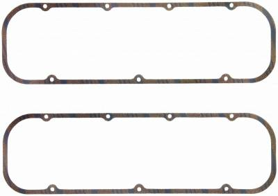 Gaskets and Sealing Systems - Engine Valve Cover Gasket Set - FEL-PRO - PERFORMANCE VALVE COVER GASKET SET - 1630