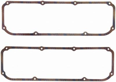 Gaskets and Sealing Systems - Engine Valve Cover Gasket Set - FEL-PRO - PERFORMANCE VALVE COVER GASKET SET - 1636