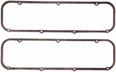 Gaskets and Sealing Systems - Engine Valve Cover Gasket Set - FEL-PRO - PERFORMANCE VALVE COVER GASKET SET - 1643