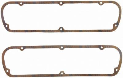 Gaskets and Sealing Systems - Engine Valve Cover Gasket Set - FEL-PRO - PERFORMANCE VALVE COVER GASKET SET - 1645