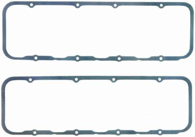 Gaskets and Sealing Systems - Engine Valve Cover Gasket Set - FEL-PRO - PERFORMANCE VALVE COVER GASKET SET - 1664
