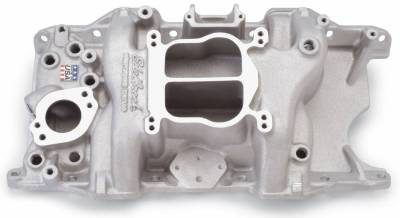 Edelbrock - Performer 318/360 Intake Manifold for Small-Block Chrysler, LA Series Engines - 2176 - Image 1
